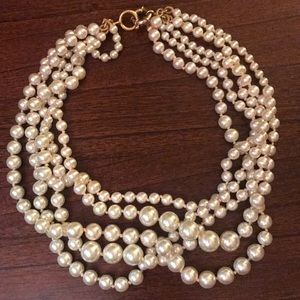 JCrew Pearl Necklace